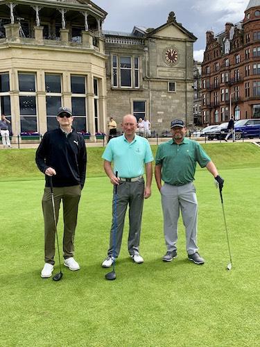 BallotBuddy Success, Scott, David, Eric. July 2019