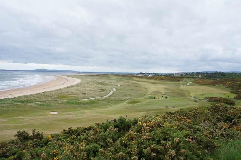 Royal Dornoch Golf Club, Championship Course