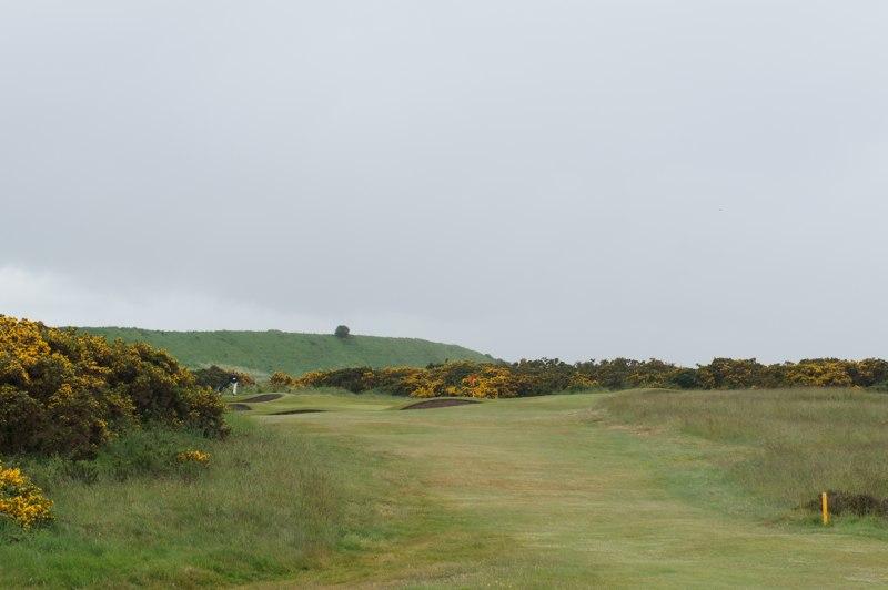 Nairn Golf Club, Championship Course