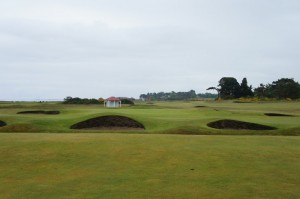 Nairn Golf Club, Championship Course