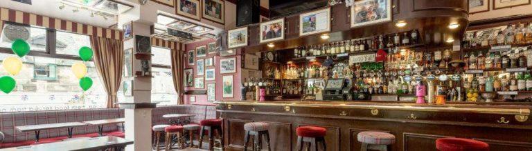 Dunvegan Hotel Golfers Corner Pub