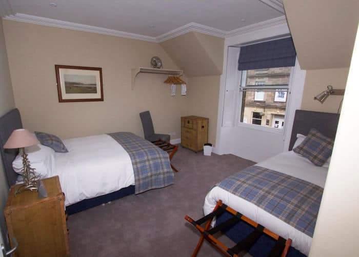 Dunvegan Hotel - Auchterlonie Suite