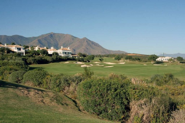 Finca Cortesin - Hole 17