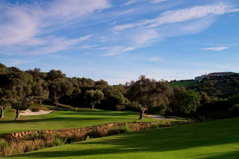 Finca Cortesin - Hole 13