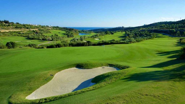 Finca Cortesin - Hole 6