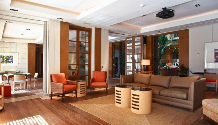 Hotel Club Marítimo - lobby