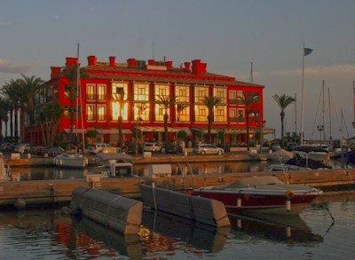 Hotel Club Maritimo, Sotogrande