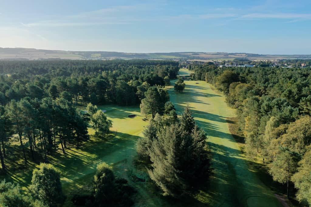Ladybank Golf Club - 17th