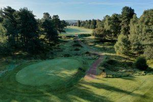 Ladybank Golf Club - 18th