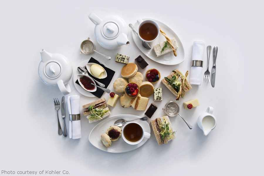 Old Course Hotel - tea