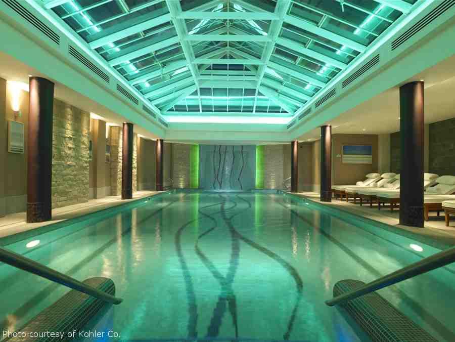 Old Course Hotel - Kohler Waters Spa pool