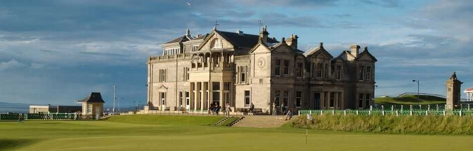 Old Course St Andrews 18th