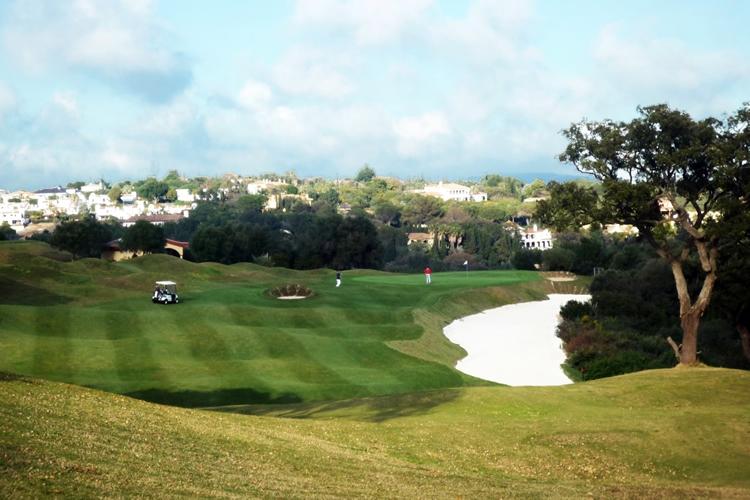 San Roque New Course Hole 12
