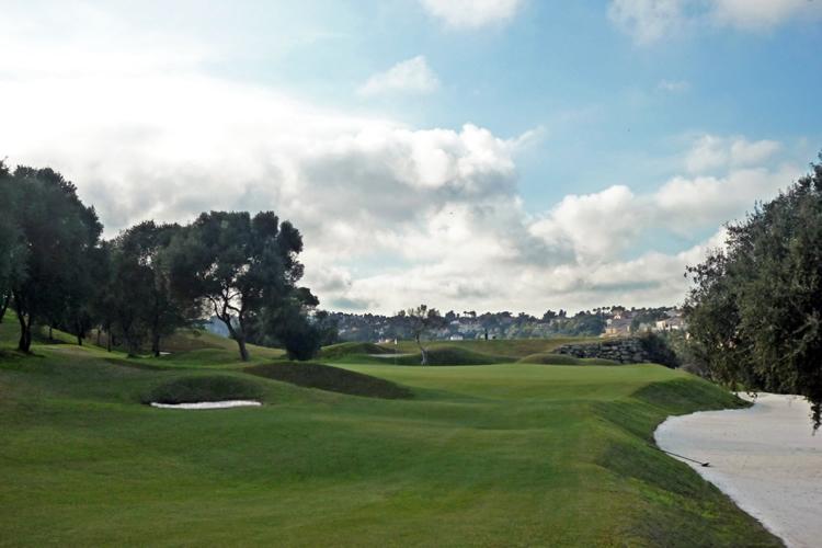 San Roque New Course Hole 13