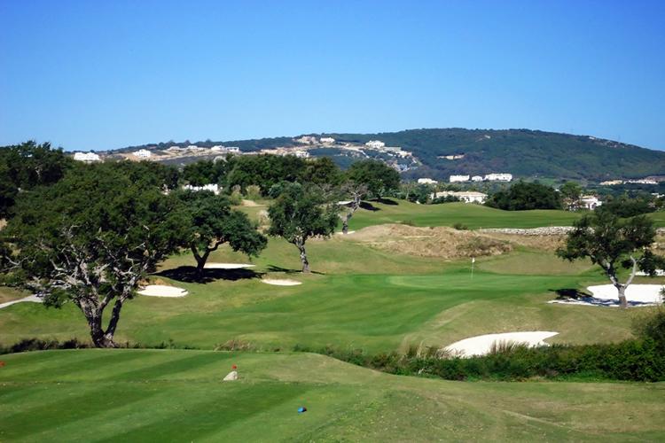 San Roque New Course Hole 17