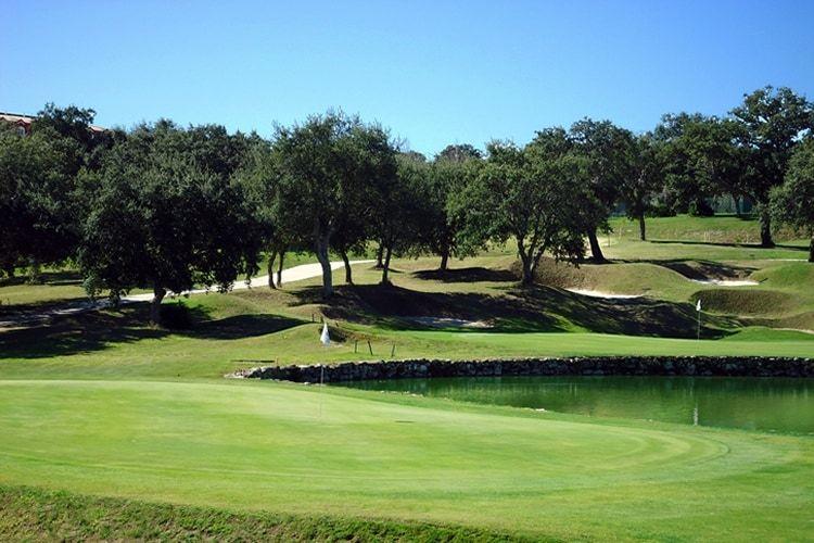 San Roque New Course Hole 18