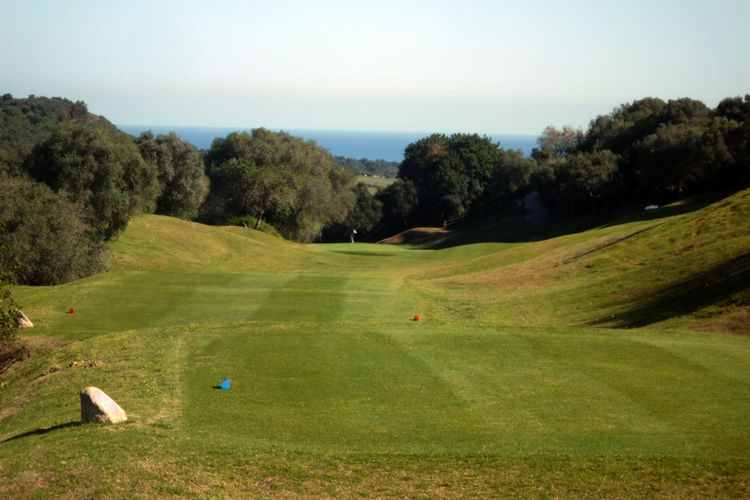 San Roque New Course Hole 5