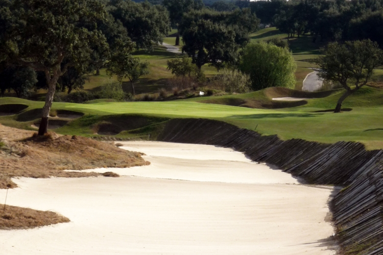 San Roque New Course Hole 8