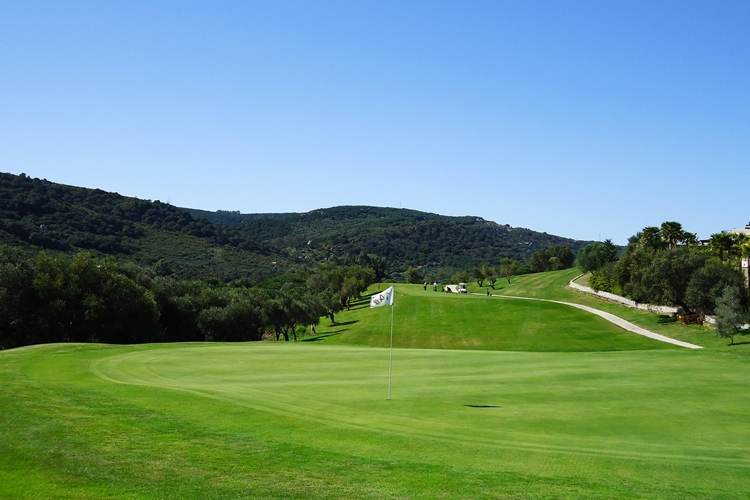 San Roque Old Course Hole 14