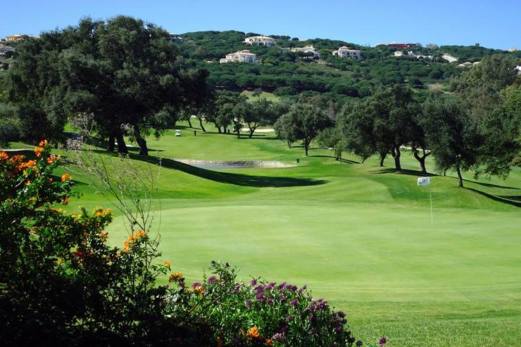 San Roque Old Course Hole 6