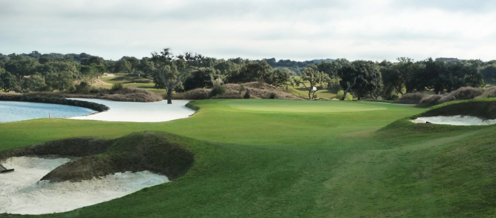 San Roque New Course - Hole 7