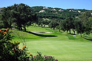 San Roque Old Course - Hole 6
