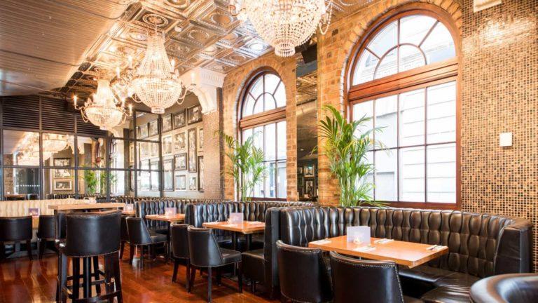 Angels Share Hotel - bar & restaurant