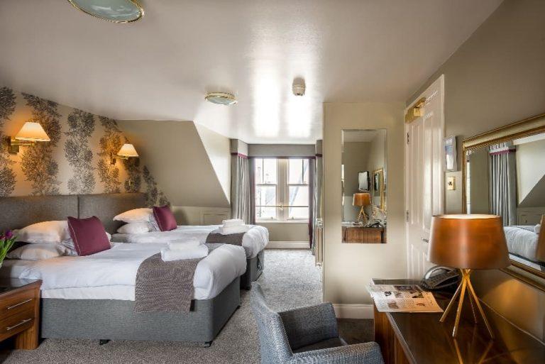 Ardgowan Hotel - std classic twin