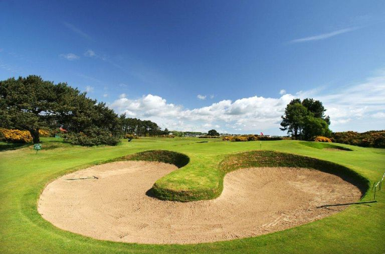Carnoustie Golf Links, Championship Course