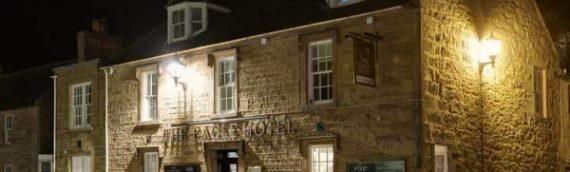 The Eagle Hotel, Dornoch