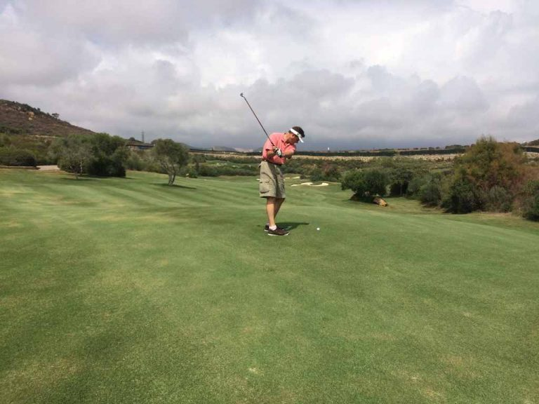 Finca Cortesin - Hole 5