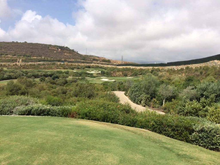 Finca Cortesin - Hole 2