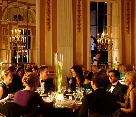 Gleneagles dining