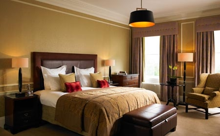 Gleneagles - estate room