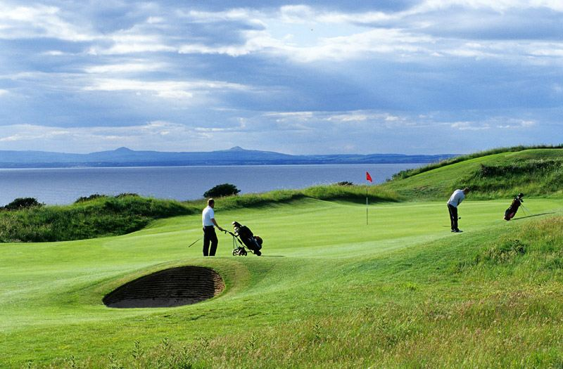 Gullane Golf Club, Course No.1