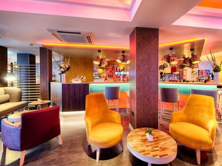 Leonardo Royal Hotel Edinburgh - bar