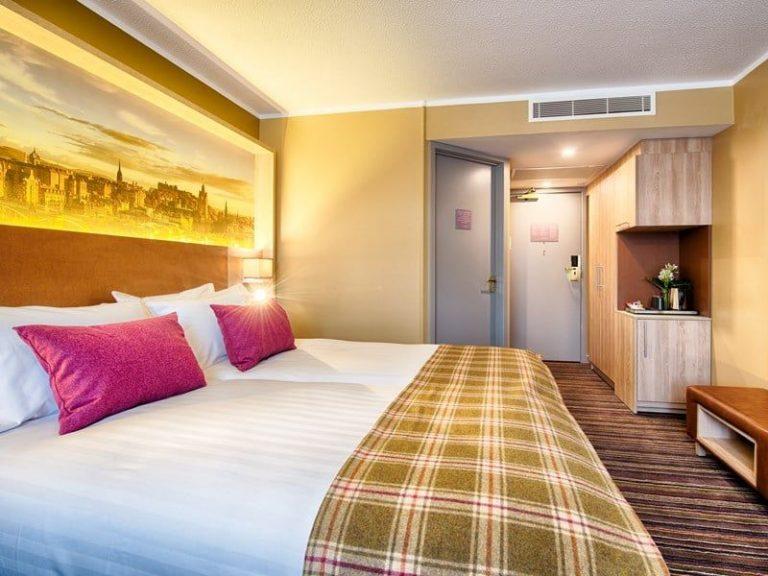 Leonardo Royal Hotel Edinburgh - double deluxe