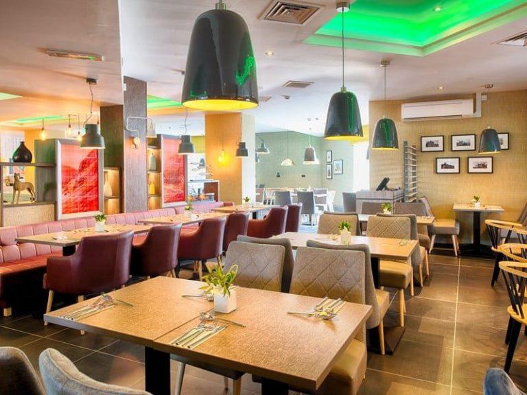 Leonardo Royal Hotel Edinburgh - restaurant