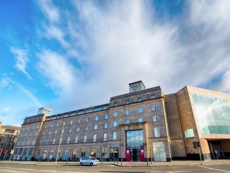 Leonardo Royal Hotel Edinburgh - exterior
