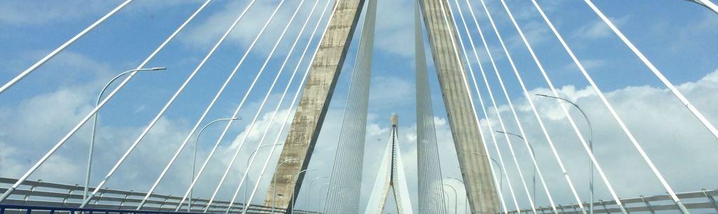 Cadiz - La Pepa Bridge