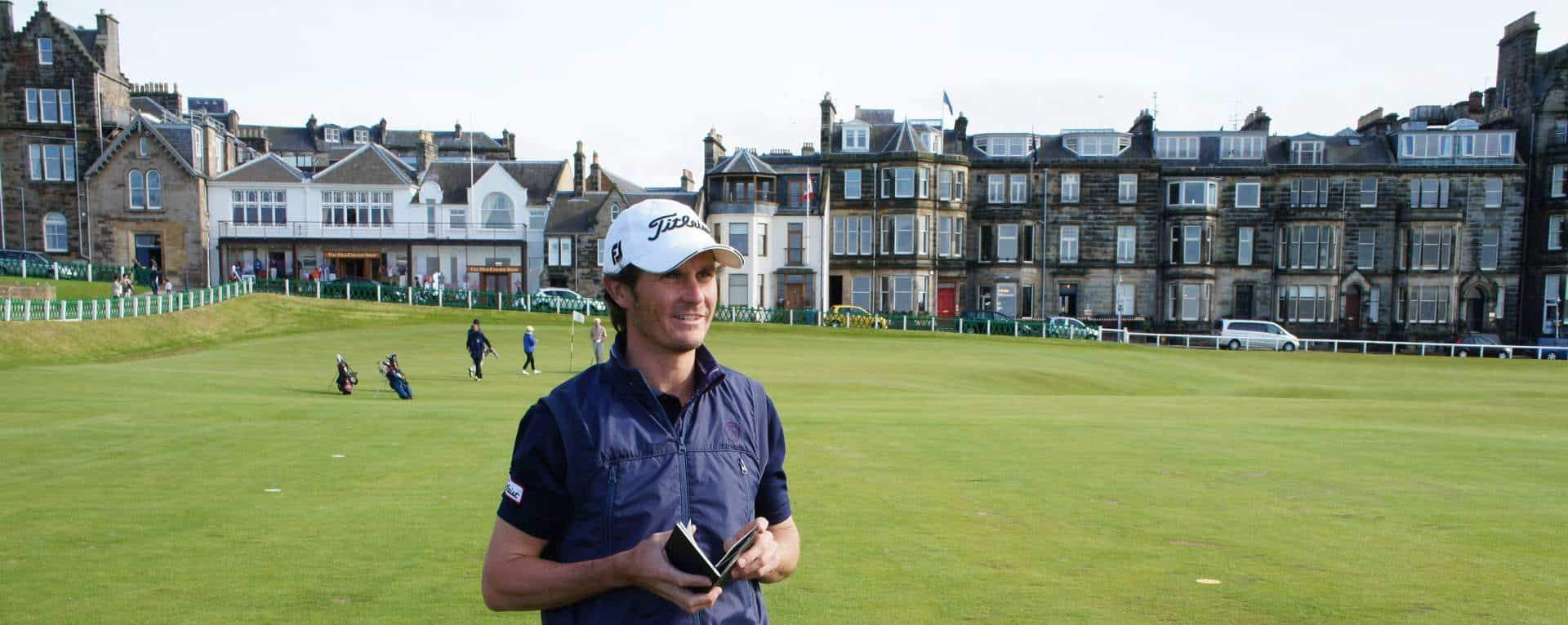 Play St Andrews as a Single Golfer