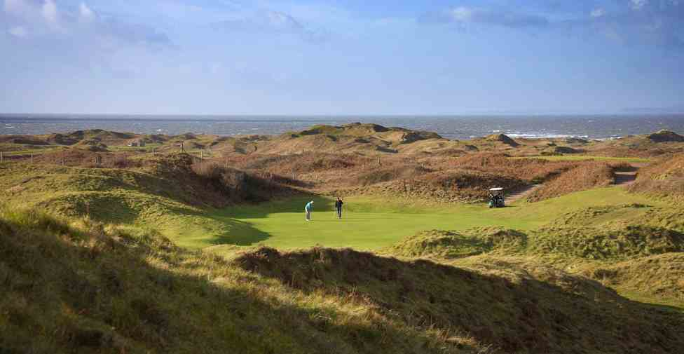 Pyle & Kenfig Golf Club - Wales
