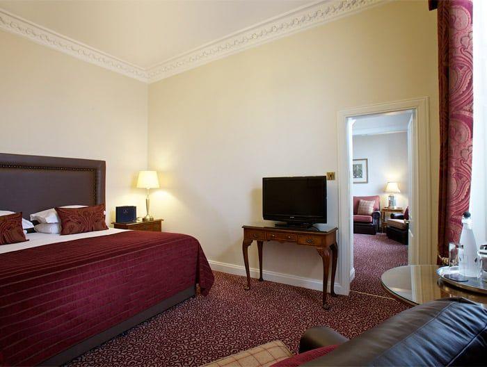 Rusacks Hotel - junior suite