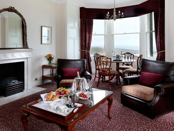 Rusacks Hotel - senior suite