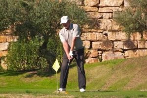 Garry Corkish - San Roque Club Pro