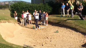 San Roque Club - Bunker tuition