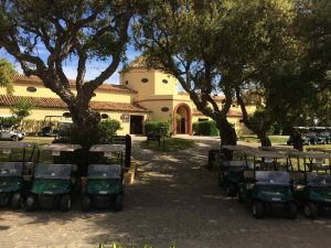 San Roque Club - Caddymaster and Practice centre