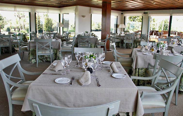 Sotogrande - Clubhouse dining