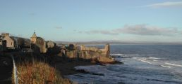 Guide to St Andrews - St Andrews Castle