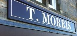T Morris, St Andrews